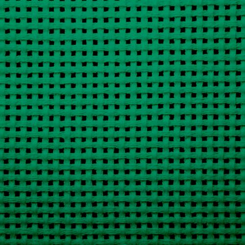 AIDA - gęstość 32/10 cm (8 ct) Tajlur zielona