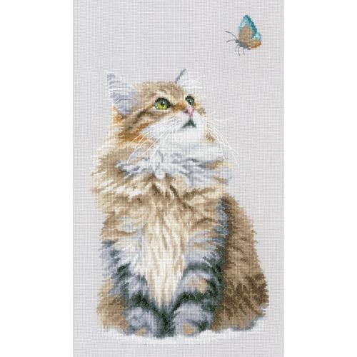 Zestaw z muliną - Kot leśny