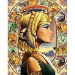 Zestaw do diamond painting - Królowa Egiptu
