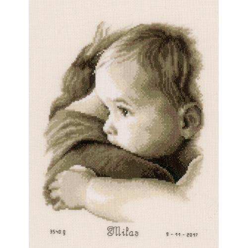 Zestaw z muliną - Uścisk dziecka