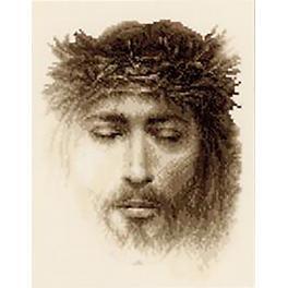 VPN-0145795 Zestaw do haftu - Jezus