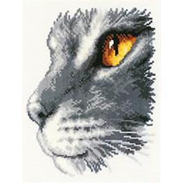 Zestaw z muliną - Jego wysokość kot