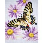 Zestaw z muliną i bieżnikiem - Motylki