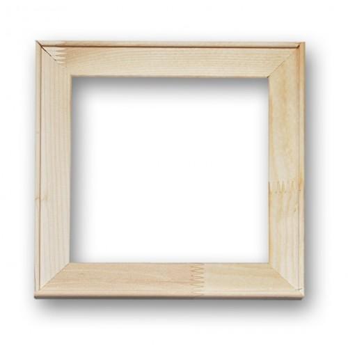Podobrazie drewniane 20x20 cm - sosna