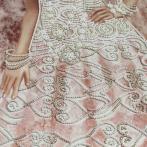 Zestaw z koralikami - Koronkowa dama