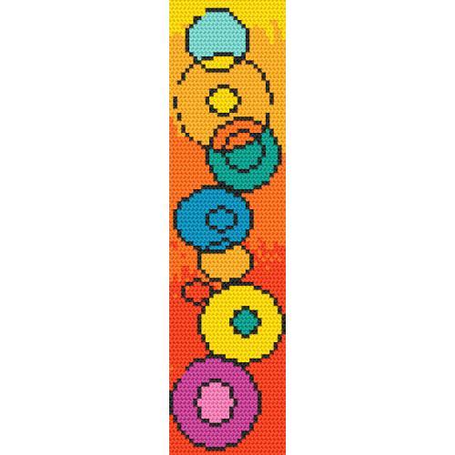 GU 10187 Wzór graficzny - Zakładka - Gra w kolory