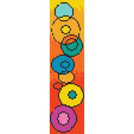 ZU 10187 Zestaw z muliną - Zakładka - Gra w kolory
