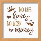 Wzór graficzny - Honey