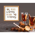 Zestaw z muliną - Honey
