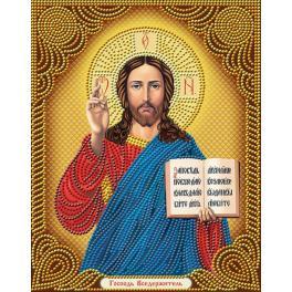 M AZ-5027 Zestaw do diamond painting - Chrystus Zbawiciel