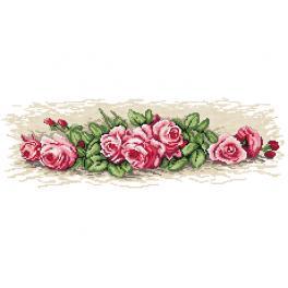 W 4559 Wzór graficzny ONLINE pdf - Różyczki