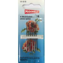 Igły do haftu Nahwelt (18)