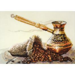 OV 880 Zestaw do haftu - Smak kawy
