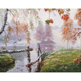 Zestaw z muliną - Oddech jesieni