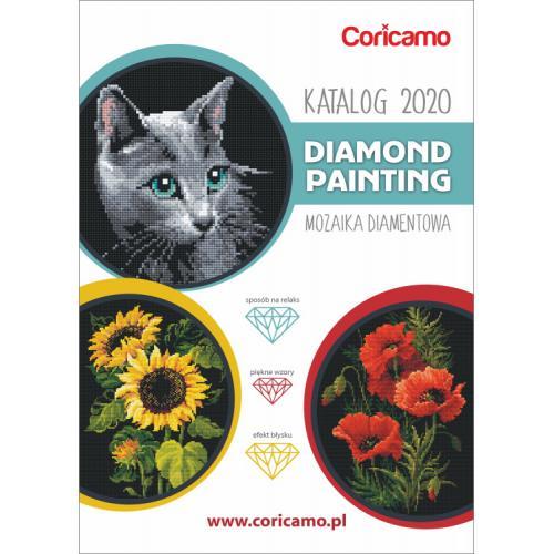 Katalog wzorów diamond painting 2020