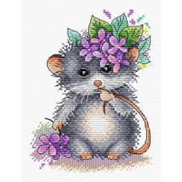 Zestaw z muliną - Mała myszka