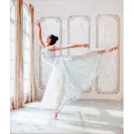 Zestaw z muliną - Baletnica I