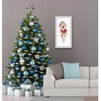 GC 10444 Wzór graficzny - Świąteczny domek