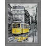 M AZ-1689 Zestaw do diamond painting - Lizbona