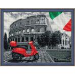 M AZ-1762 Zestaw do diamond painting - Koloseum