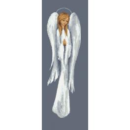 W 10429 Wzór do haftu PDF - Opiekuńczy anioł