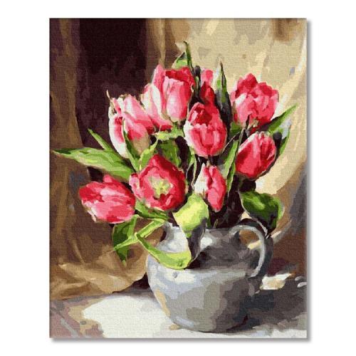 PC4050653 Malowanie po numerach - Wiosenna świeżość