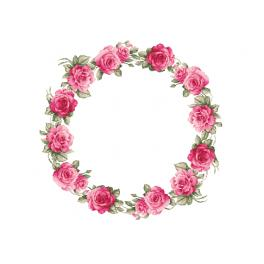 W 10449 Wzór graficzny ONLINE pdf - Obrus z różami
