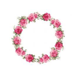 GU 10449 Wzór graficzny - Obrus z różami
