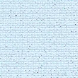 964-54-3542-5169 AIDA metalizowana błękitna 54/10cm (14 ct) - 35 x 42 cm