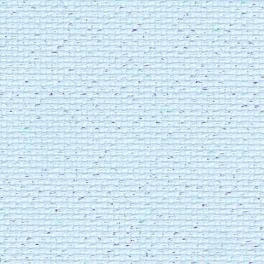 964-54-4254-5169 AIDA metalizowana błękitna 54/10cm (14 ct) - 42 x 54 cm