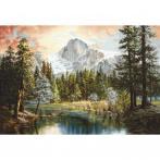 LS B604 Zestaw do haftu - Cudowny świat natury
