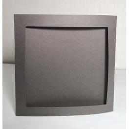 900-14 Duża kartka z kwadratowym psp grafitowa