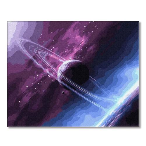 PC4050645 Malowanie po numerach - Nieznane kolory Kosmosu