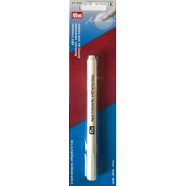 PRYM 611 824 Mazak spieralny biały cienki