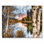PC4050543 Malowanie po numerach - Cisza natury